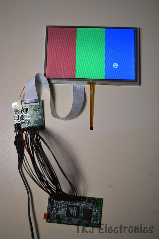 Tkj Electronics 187 Fpga
