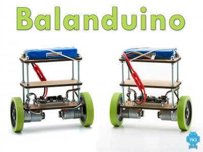 The Balanduino