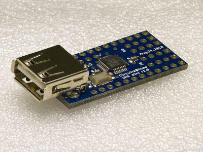 USB Host Shield for Arduino Pro Mini