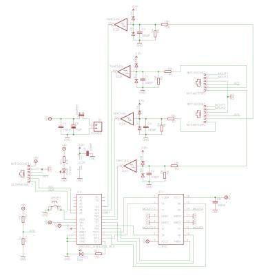 NXT Shield schematic
