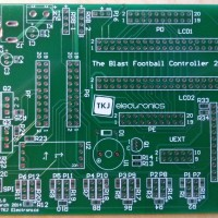 Connector PCB