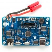 First Balanduino PCB prototype