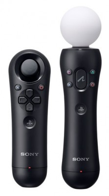 Playstation Navigation and Motion controller