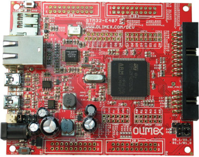 STM32-E407
