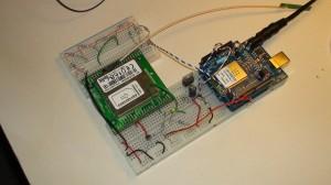 WiFi SMS Gateway - Hardware