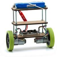 Assembled Balanduino robot