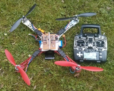 Quadcopter overview