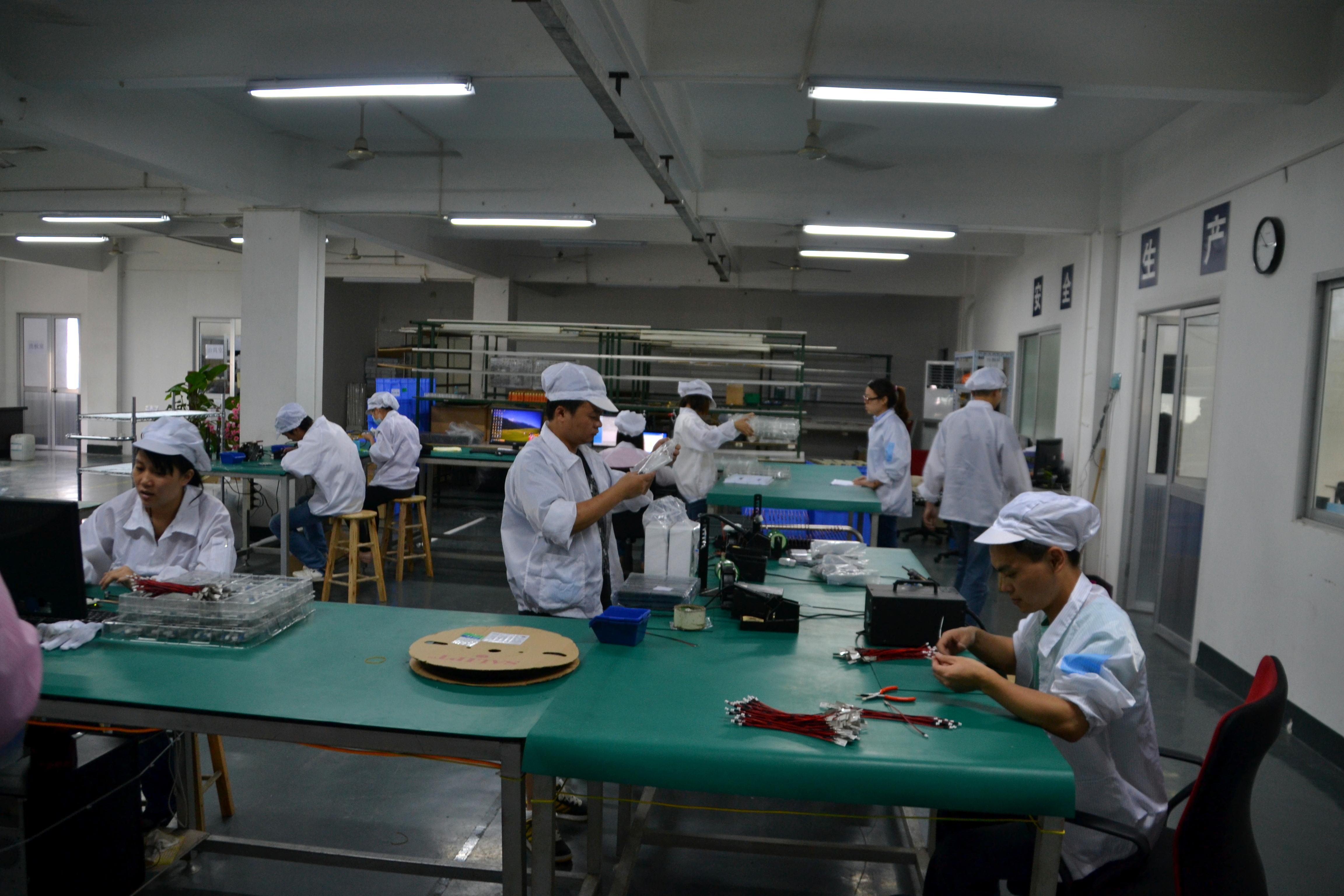 Manufacturing at SeeedStudio